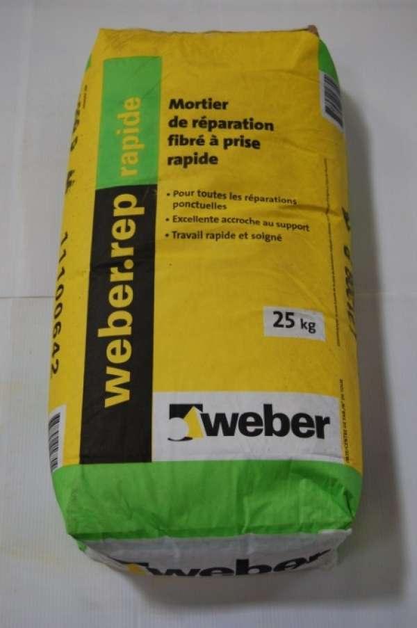 WEBER.REP RAPIDE