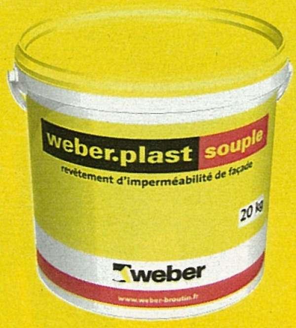 WEBER.PLAST SOUPLE