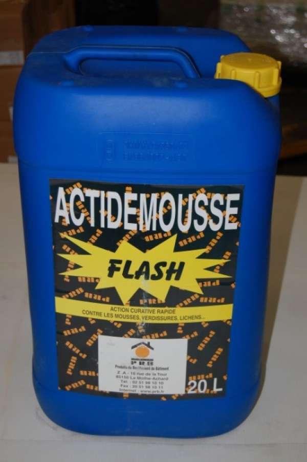 ACTIDEMOUSS FLASH