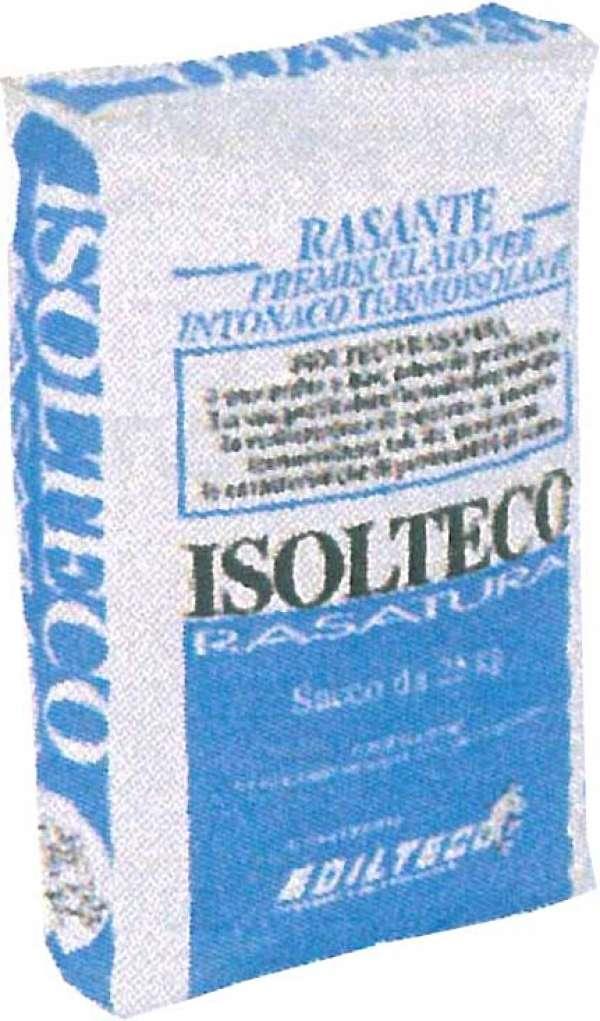 ISOLTECO RASATURA