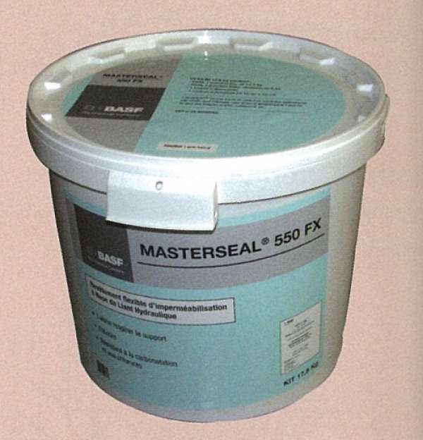 MASTERSEAL 550 FX