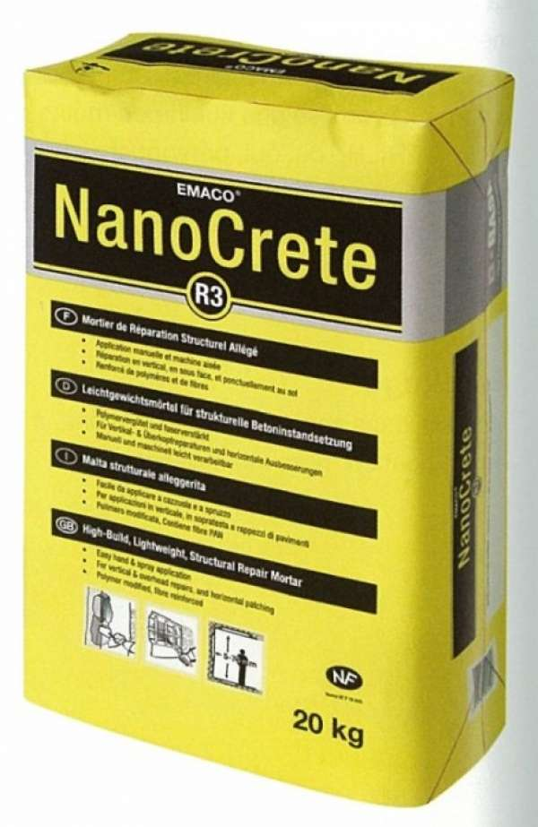 NANOCRETE R3